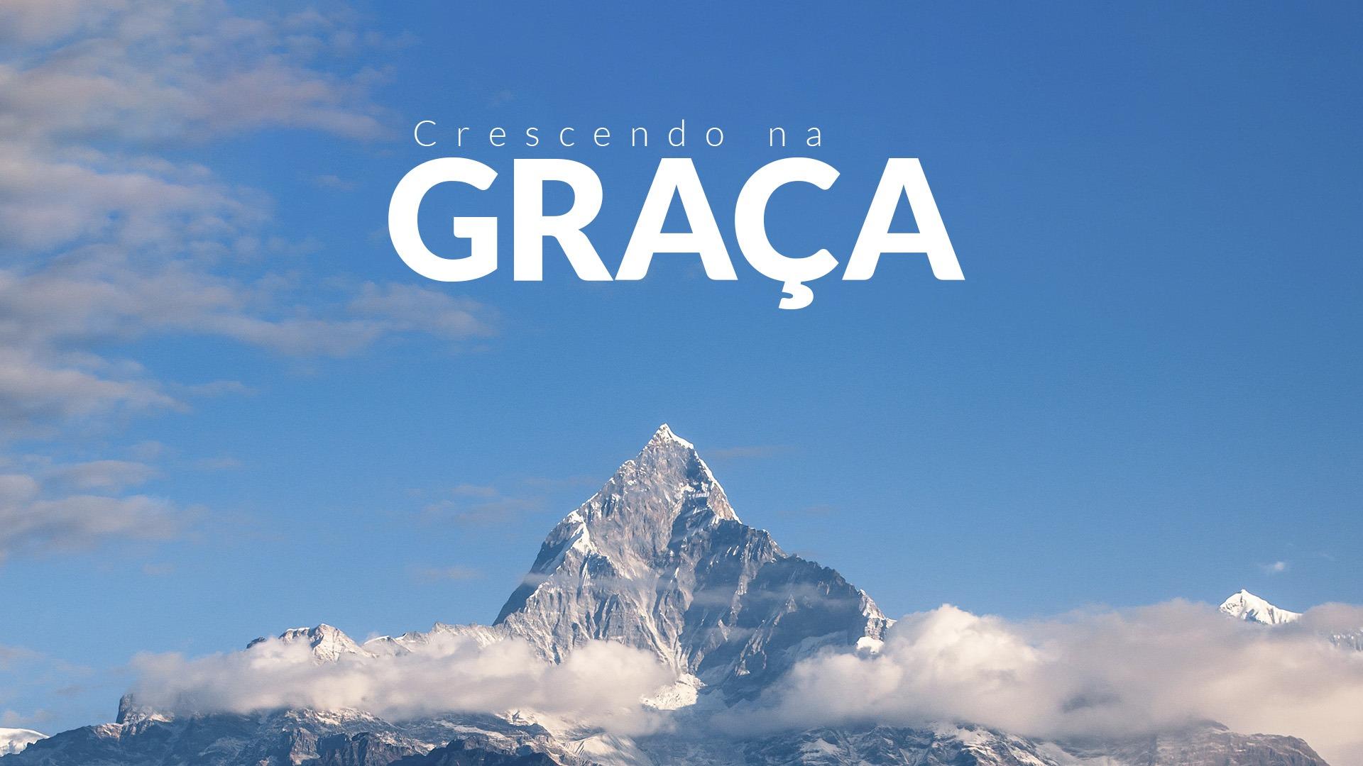 Tema 2019 - Crescendo na Graça